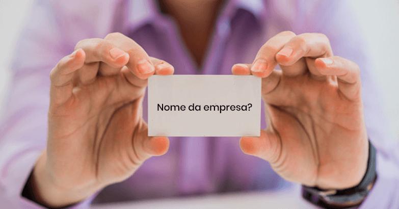 como criar um nome para empresa de consultoria