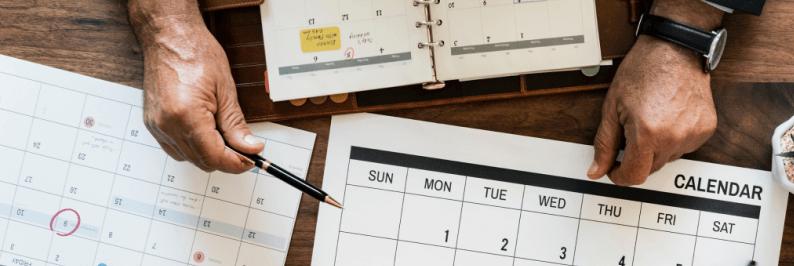 importancia de um cronograma