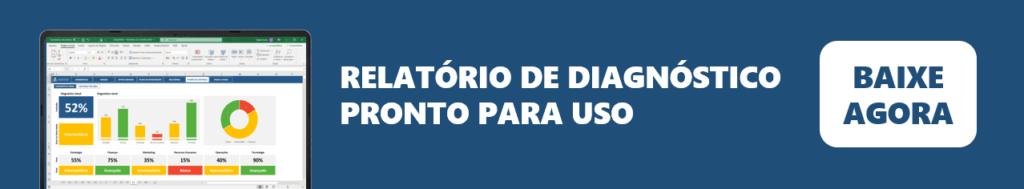Banner Relatório de Diagnóstico - Pronto para Uso