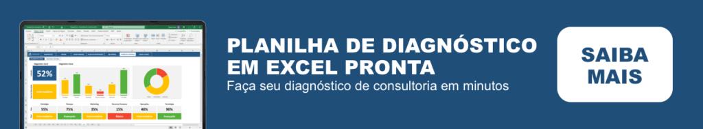 Planilha de Diagnóstico para Consultores em Excel